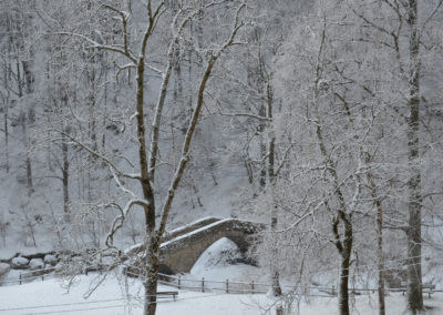 Piedicavallo, ponte della Coda