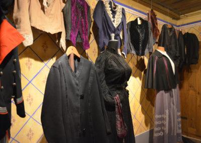 Casa Museo dell'Alta Valle Cervo - gli abiti