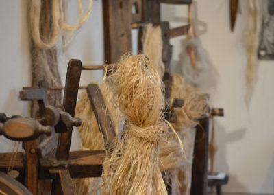 Casa Museo dell'Alta Valle Cervo - la tessitura