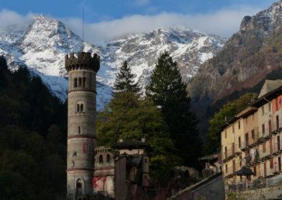 Castello di Rosazza - foto di Corrado Martiner Testa